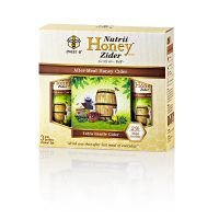 NUTRII HONEY ZIDER 310 ml x 3-023