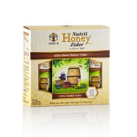 NUTRII HONEY ZIDER 310 ml x 3-024